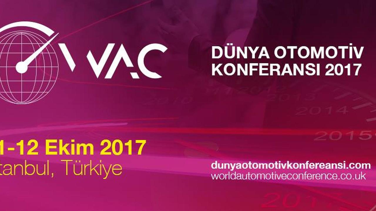 Dünya Otomotiv Konferansı 2017