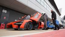 McLaren Senna : Premier essai