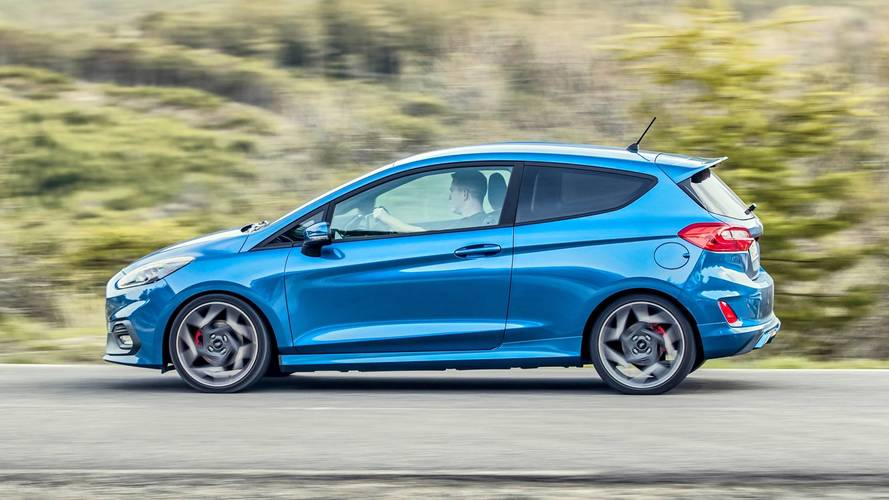 Is a Fiesta RS on the way? Ford's hinting at one