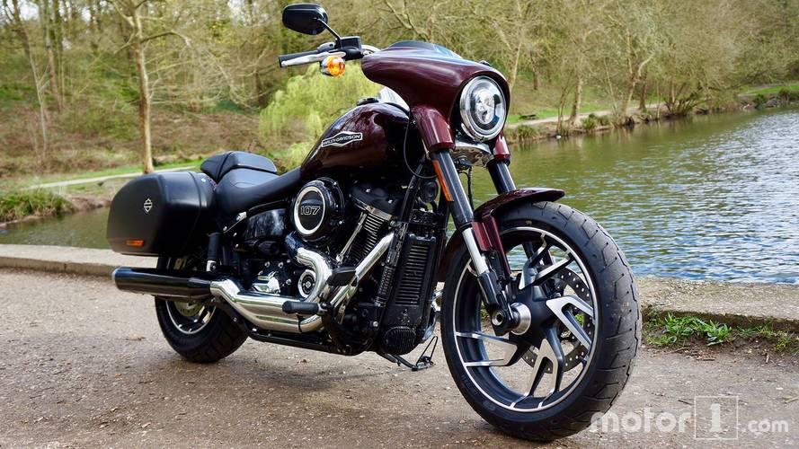 Essai Harley-Davidson Sport Glide - La polyvalence... avec style !