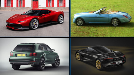 8 coches 'one-off': la exclusividad por bandera