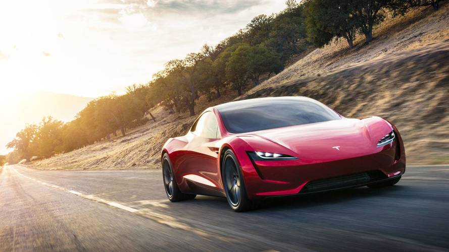 How Quick Is The New Tesla Roadster?