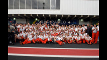 La Ferrari vince il Campionato del Mondo 2007