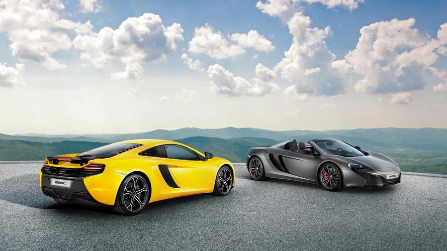 McLaren 625C officially revealed exclusively for Asia