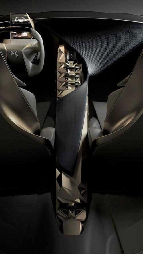 Citroen Divine DS concept revealed, debuts in Paris