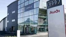Glasgow Audi at Braehead
