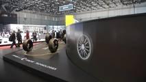 Pirelli al Salone di Ginevra 2018
