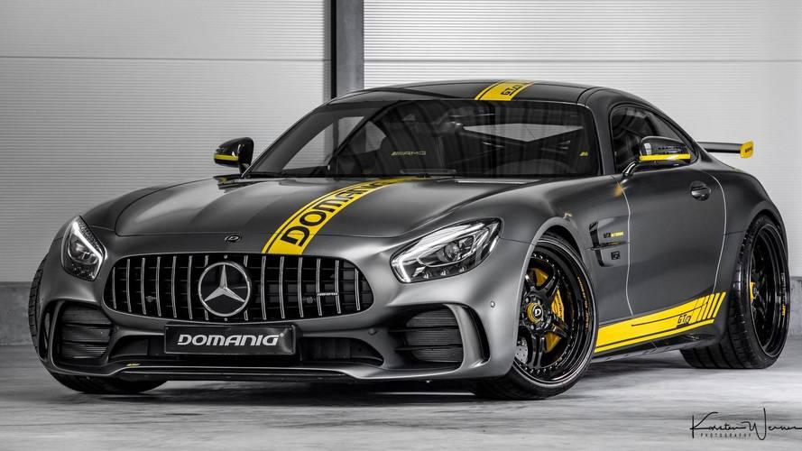 Une Mercedes-AMG GT R de 780 ch !