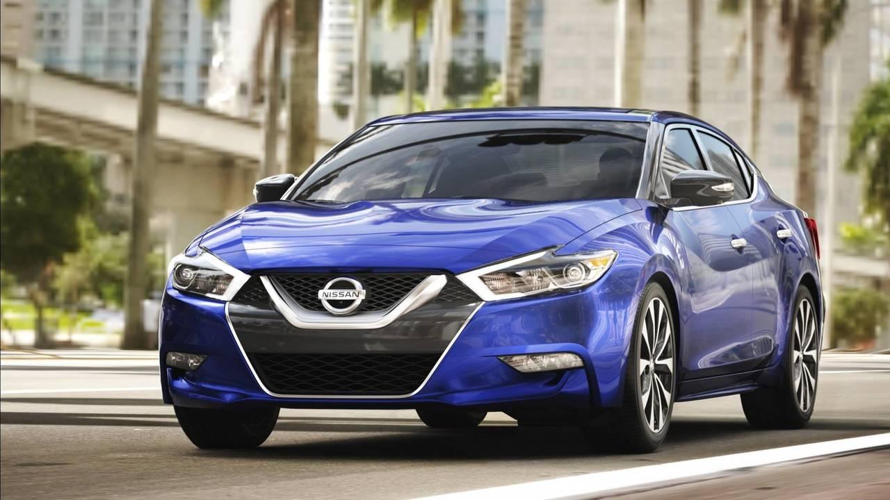 4. Nissan Maxima