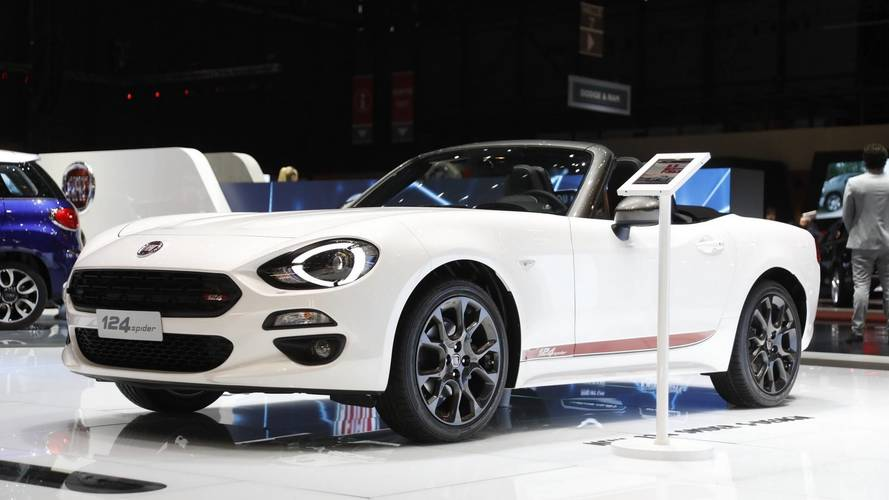 Fiat at the 2018 Geneva Motor Show