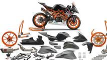 KTM RC 390R 2018