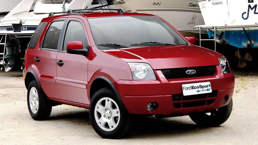#TBT Motor1.com - Há 15 anos, Ford EcoSport inaugurava segmento de SUVs compactos no Brasil
