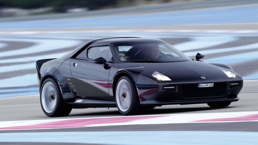El Lancia Stratos volverá a la vida, en una serie limitada