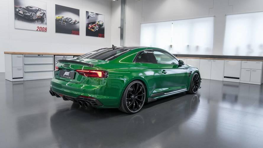 ABT sigue mejorando el rendimiento del Audi RS 5 2018