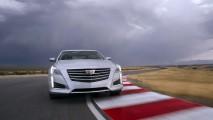 Cadillac'dan 2017 CTS'ye ufak dokunuşlar