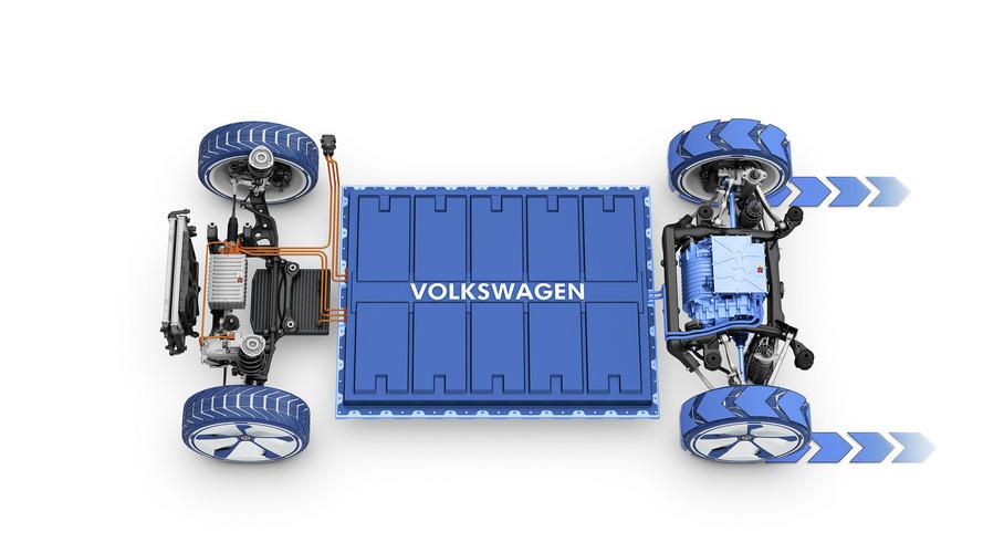 Volkswagen 2025'te EV bataryası eksikliği yaşanacağını öngörüyor