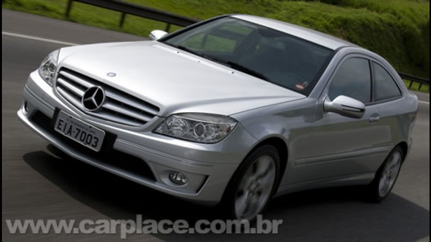 Mercedes benz passa a vender a clc 200 kompressor no for Mercedes benz brasil