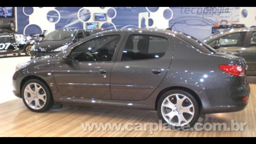 Reflexo da Crise: Peugeot 207 Brasileiro pode ser vendido no mercado europeu