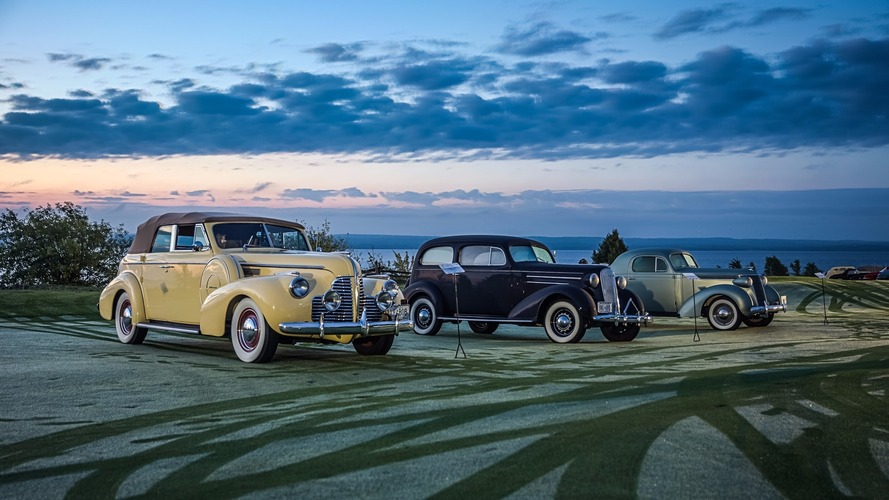 2016 Cobble Beach Concours d'Elegance powers through rain