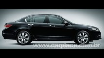 Novo Honda Accord já está sendo vendido no Brasil por R$ 99.800