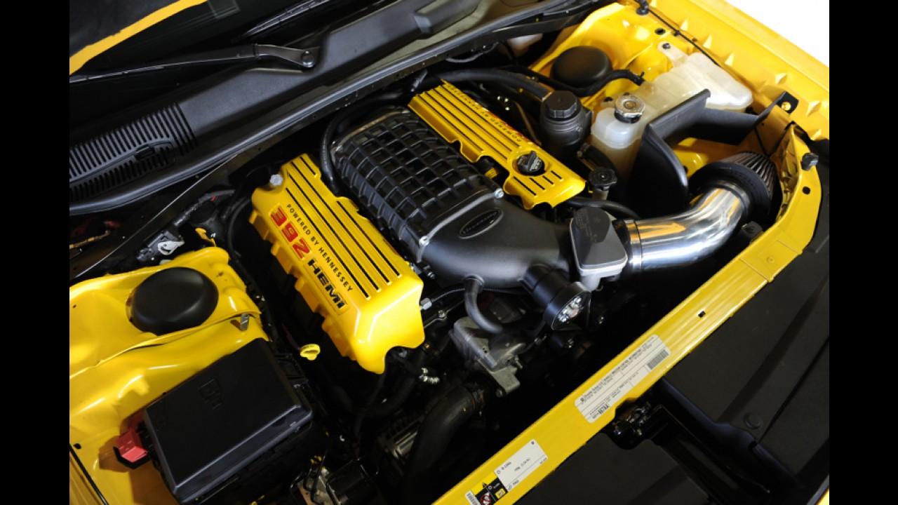 Hennessey Dodge Challenger SRT8 392 Yellow Jacket