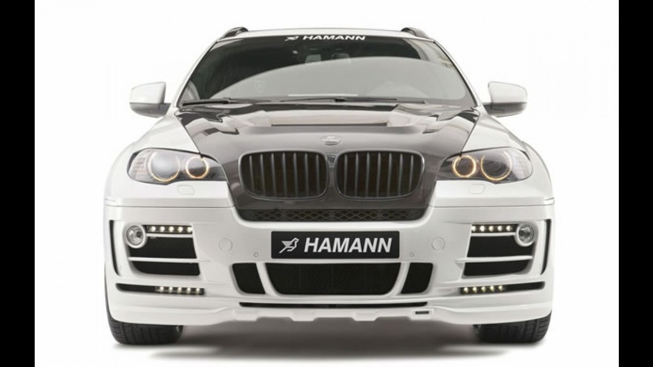 BMW X6 Hamann Tycoon EVO - Veja galeria de fotos da versão que estará em Frankfurt