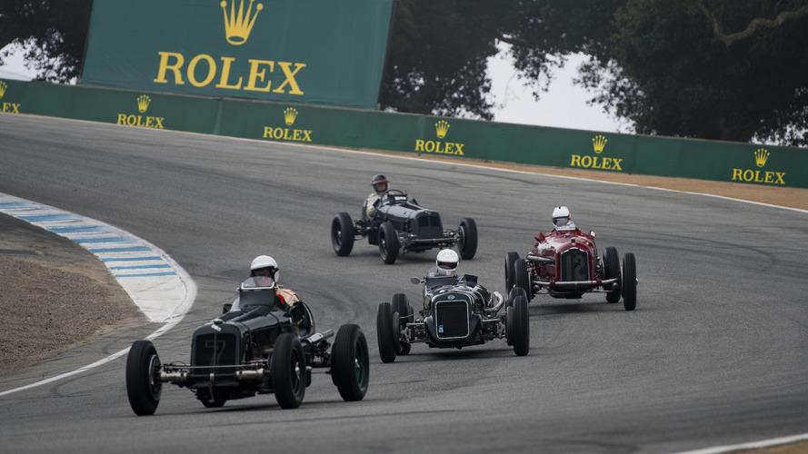 2016 Rolex Motorsports Reunion is the best part of Monterey Car Week