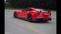 Novitec Rosso Ferrari F12 N-Largo