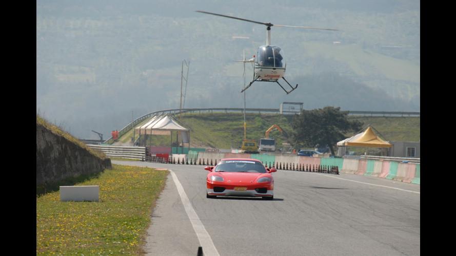 Corsi di Drifting e di Guida in Pista all'ISAM di Anagni