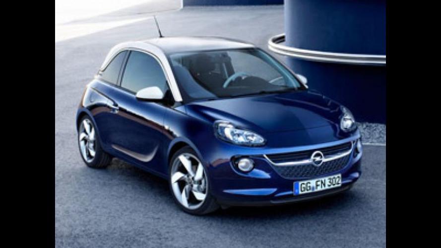 Opel Adam: 20.000 ordini in una settimana