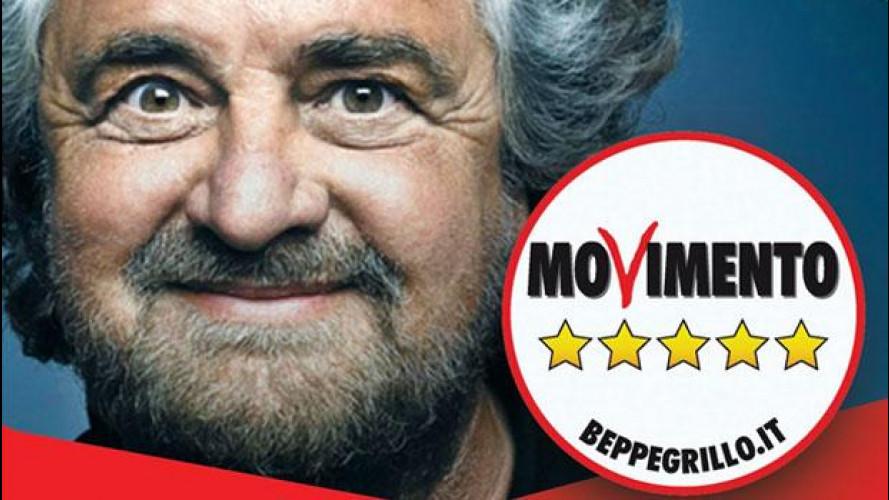 Elezioni 2013, cosa propone Beppe Grillo per noi automobilisti