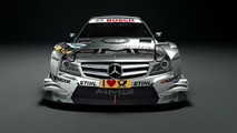 Mercedes-Benz DTM AMG C-Coupe race car 13.09.2011