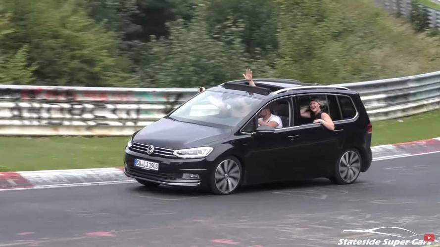 Vans And Commercial Vehicles Tackling The 'Ring Is A Must-See