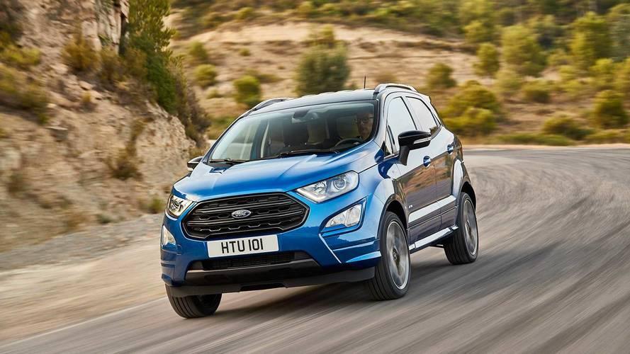 Ford EcoSport 2018, precios para España