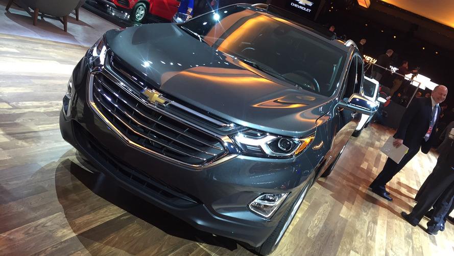 Vídeo - Conheça o Chevrolet Equinox, sucessor do Captiva Sport, em primeira mão!