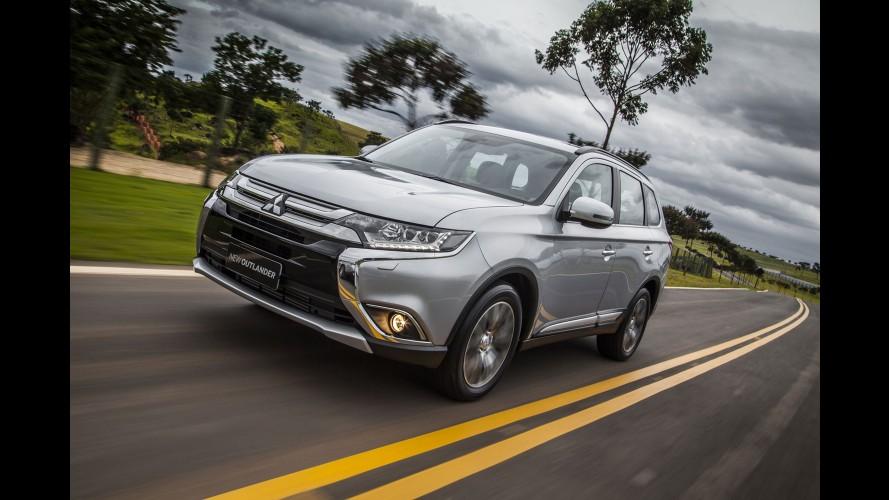 Mitsubishi divulga nova tabela de preços com até R$ 6 mil de aumento