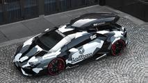 Jon Olsson's Lamborghini Huracan