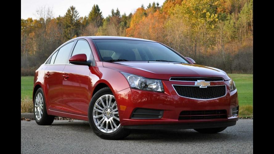 Dieselgate americano: GM é acusada de fraudar emissões do Cruze nos EUA