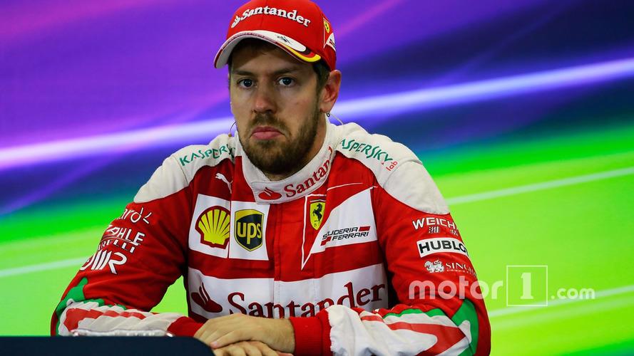 FIA probing Vettel's Whiting outburst