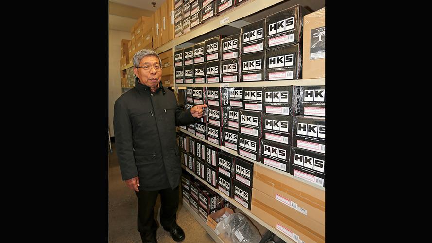 Founder of legendary tuner HKS has passed.
