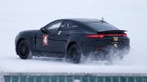 Muhtemel 2019 Porsche Mission E Casus Fotoğrafları