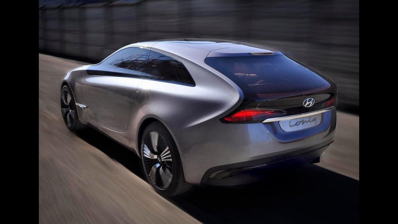 Hyundai Ioniq é o nome do rival do Toyota Prius que chega em 2016