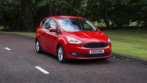 Ford C MAX rojo