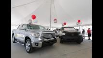 Americano roda 1,6 milhão de km com Toyota Tundra e ganha modelo 0km
