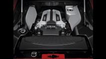 Vídeo: ouça o ronco do motor do novo Audi R8 2015 na pista