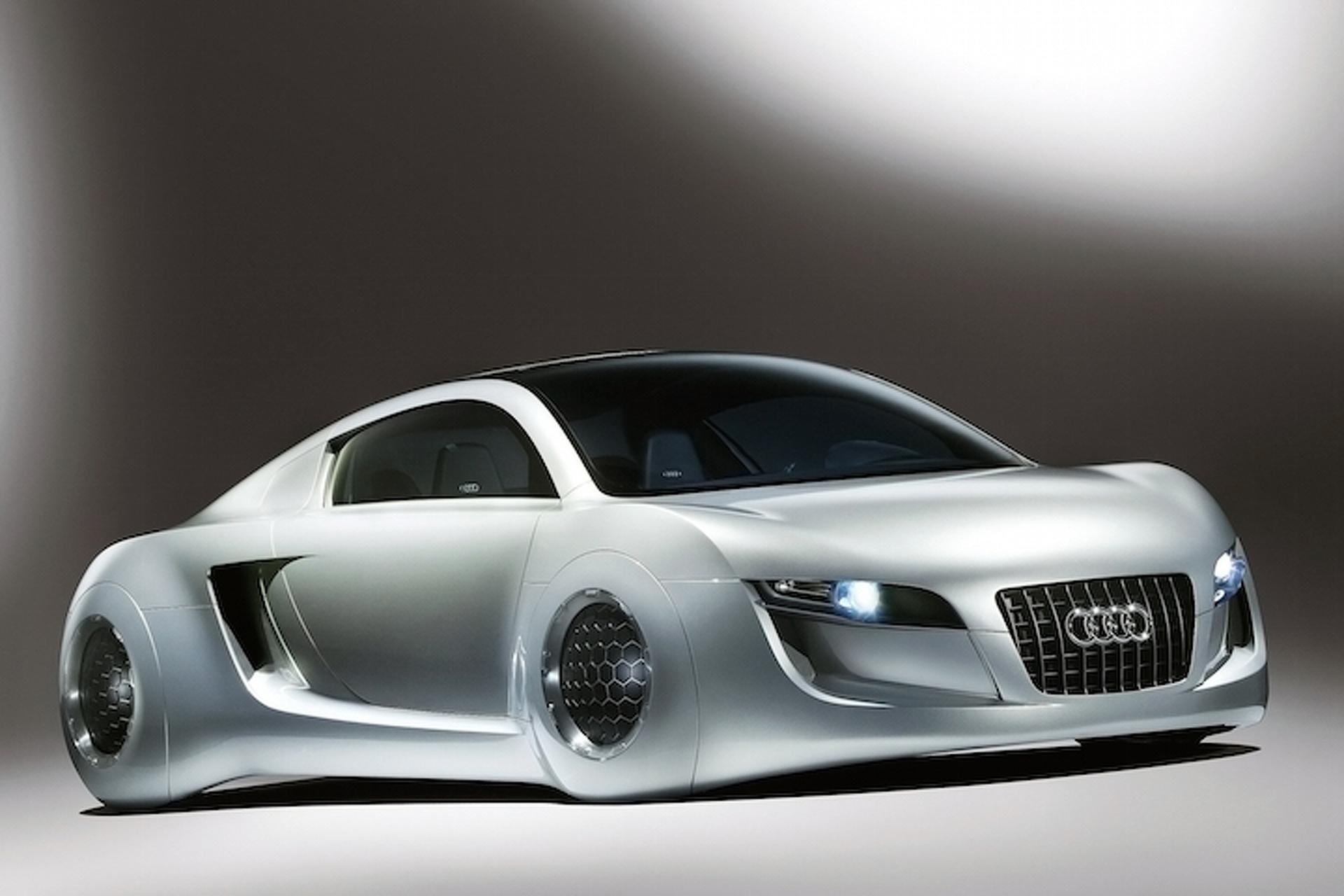 Strangest Audi Concept Cars Ever Built - Audi car 7