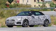 2018 Audi A5 Cabriolet spy photos