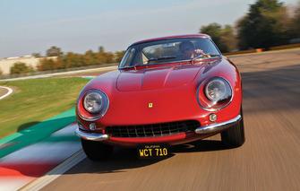 Steve McQueen's Ferrari Poised to Break Records at Monterey Auction