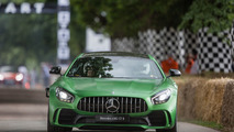 Mercedes-AMG GT R at the Goodwood Festival of Speed