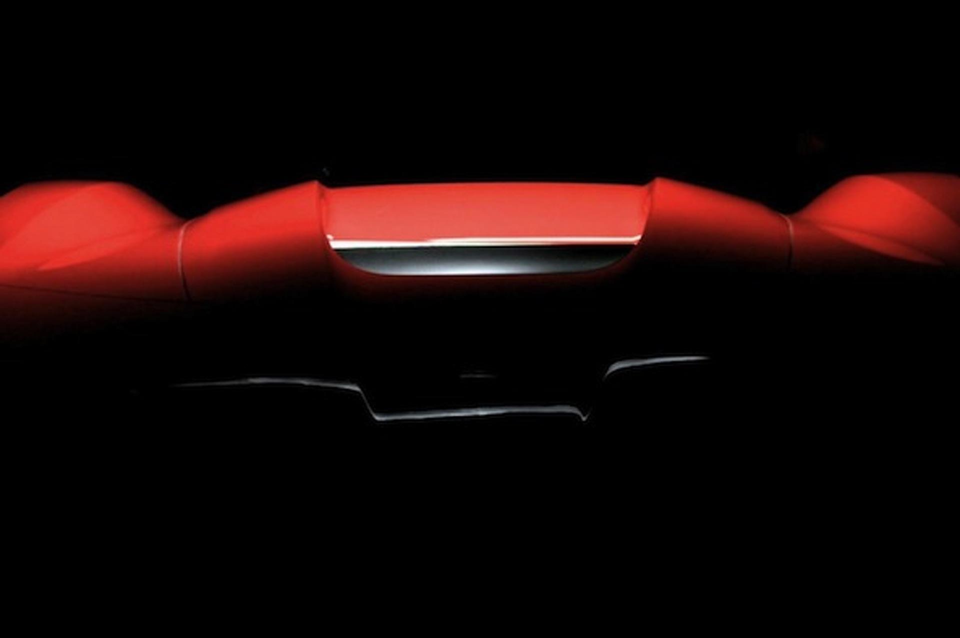 Ferrari Teases Upcoming F150...Again